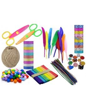 Lakeer DIY Craft Kit Pack of 237 pcs