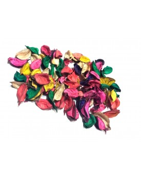 Nawani Flower Making for Crafts Projects and Decoration Leaf, Pack of 70 Grms