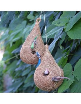 Haastika Handcraft Bird Nest - Pack of 2