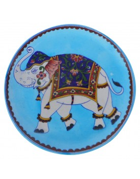 Pottery Handmade Ceramic Decorative Plate