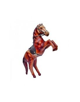 Uniique Handicraft Beautiful Leather Horse