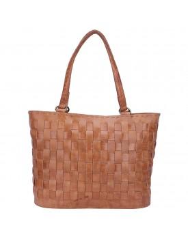 Camel Handicraft Office Bag/College Bag/Boho Chic Bag