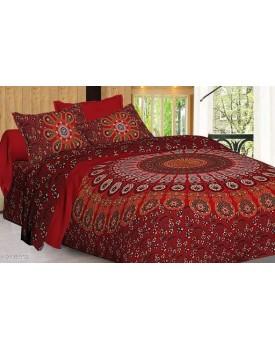Mandola cotton bedsheet