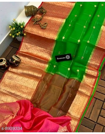 Aagam graceful sarees