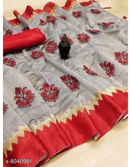 Chanderi cotton sarees