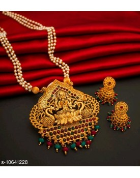 Diya fancy jewellery set