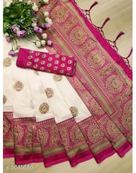 Pisara art Silk saree