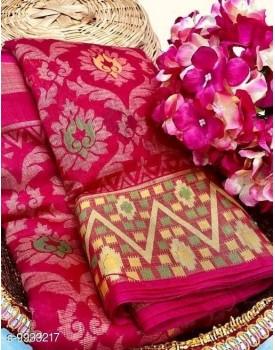 Trendy petite sarees