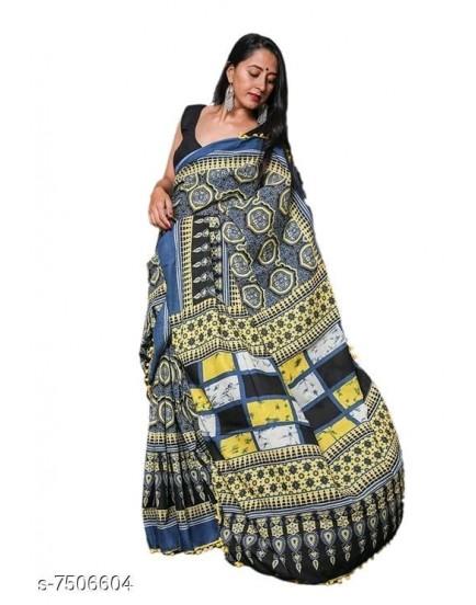 Charvi graceful saree
