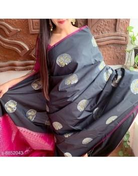 Kashvi graceful saree