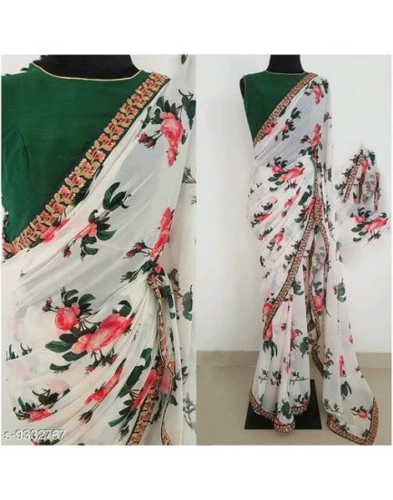 Aagyeyi sensational saree