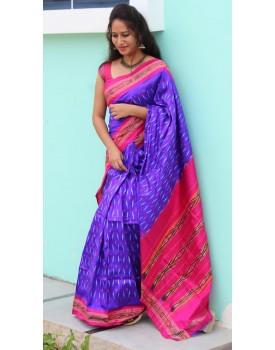 Pochampally light weight border sarees