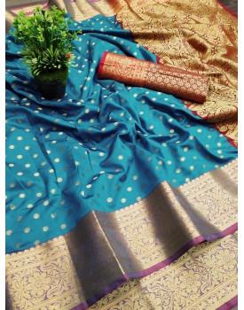 Lichi silk sarees Murti Nx-32