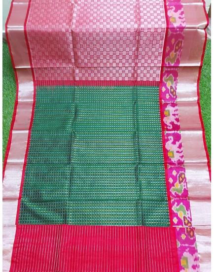 Kuppadam Silk Saree