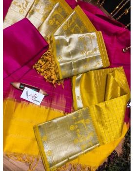 Kanchi kuppadam dress material